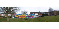 Graffiti Art workshop: Watford Community Housing Trust (jpeg image)